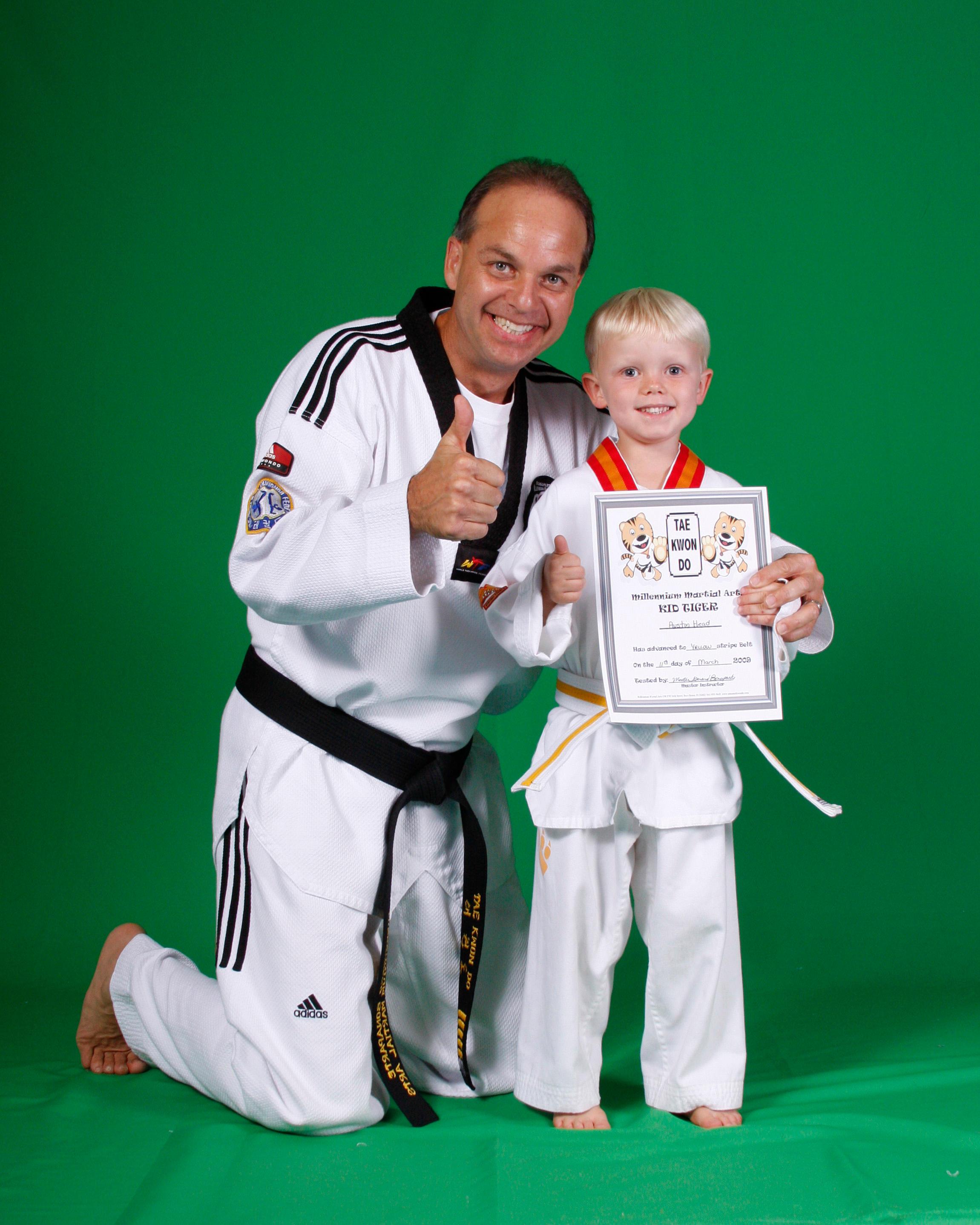 Millennium Martial Arts - Tae Kwon Do image 6