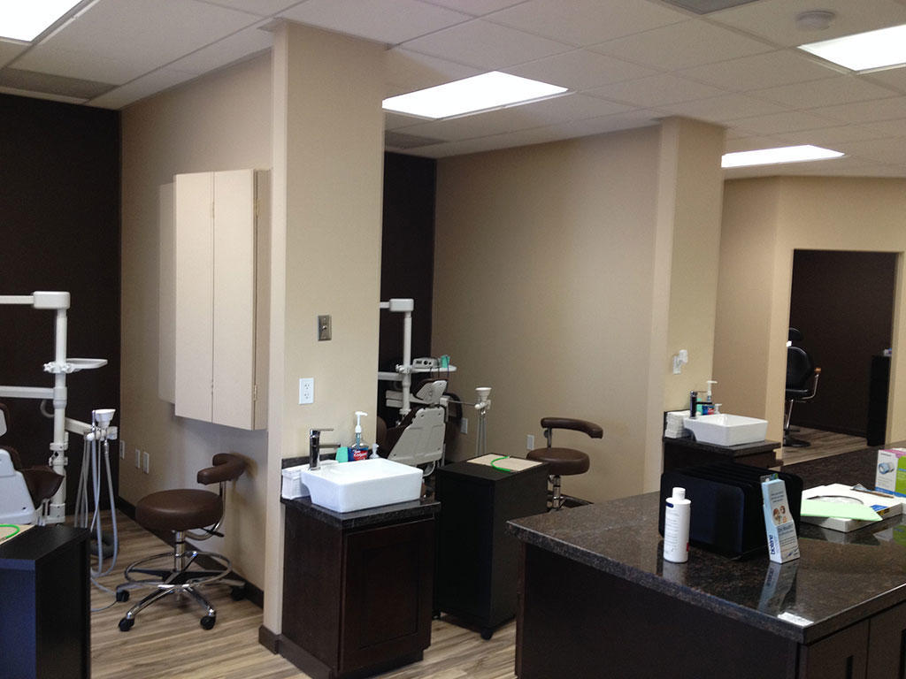 Dental Build Out by Customz Design & Builder image 1