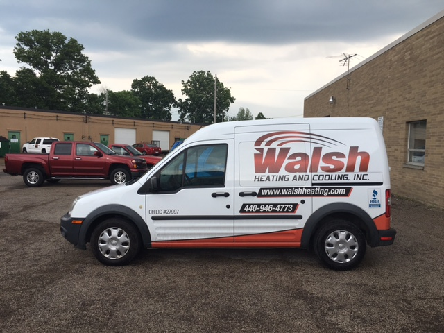 Walsh Heating and Cooling image 0