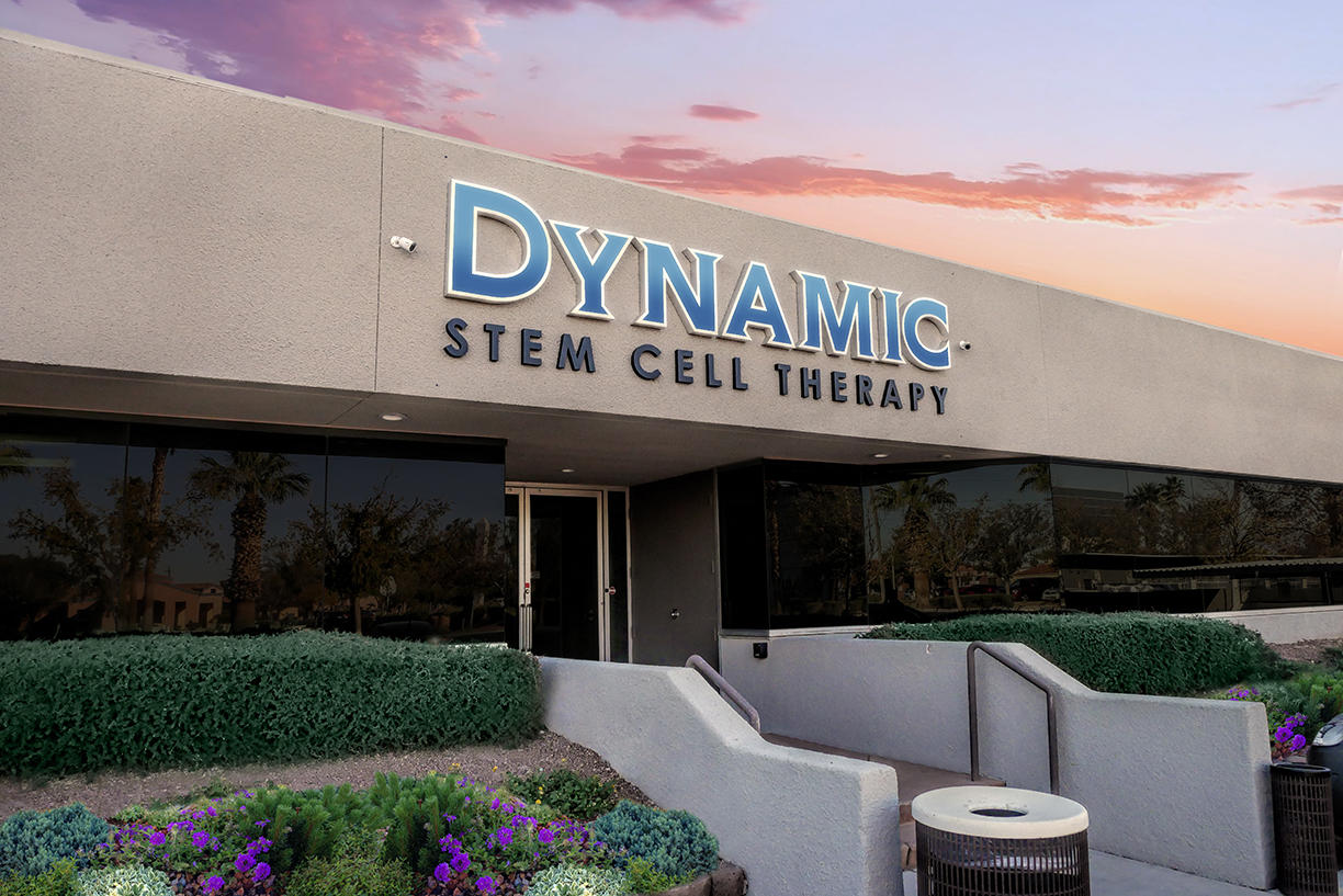 Dynamic Stem Cell Therapy