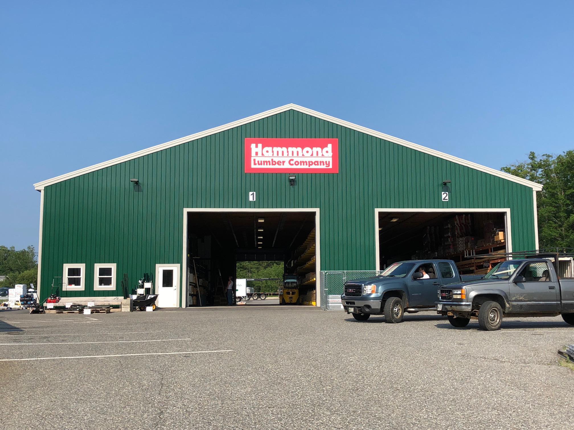 Hammond Lumber Company image 0
