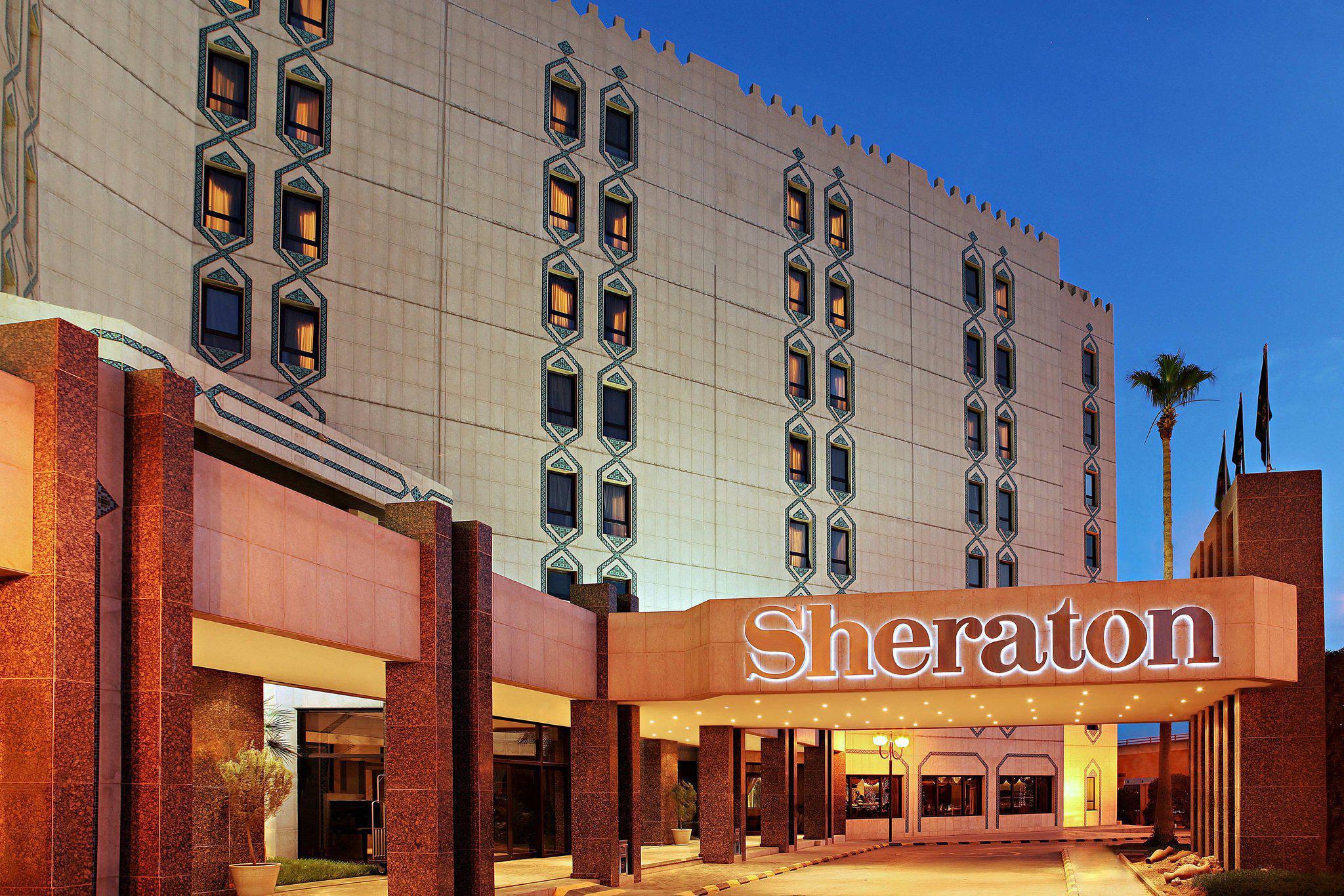 Sheraton Riyadh Hotel & Towers