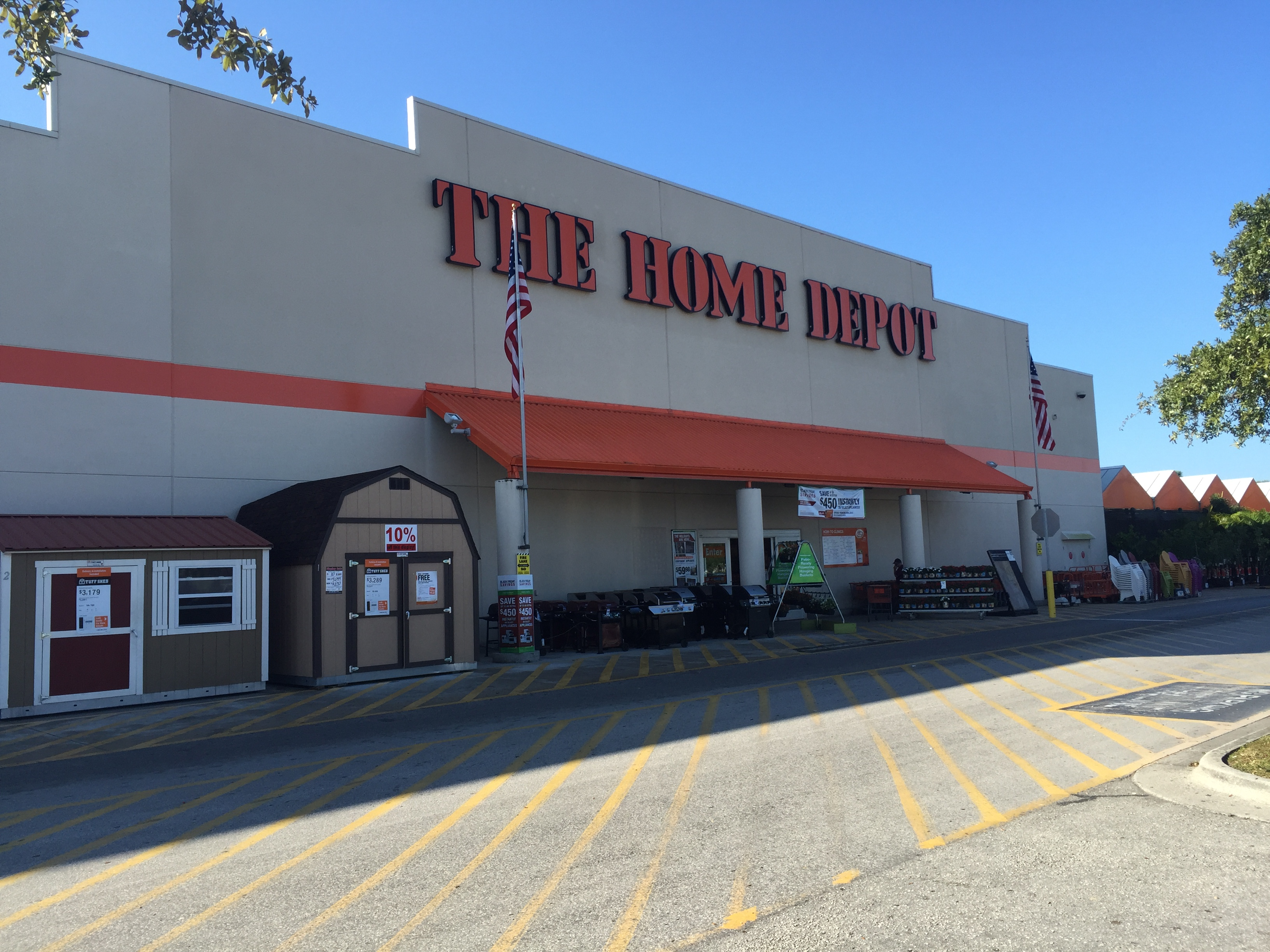 The Home Depot At 4040 Park Blvd Pinellas Park Fl On Fave