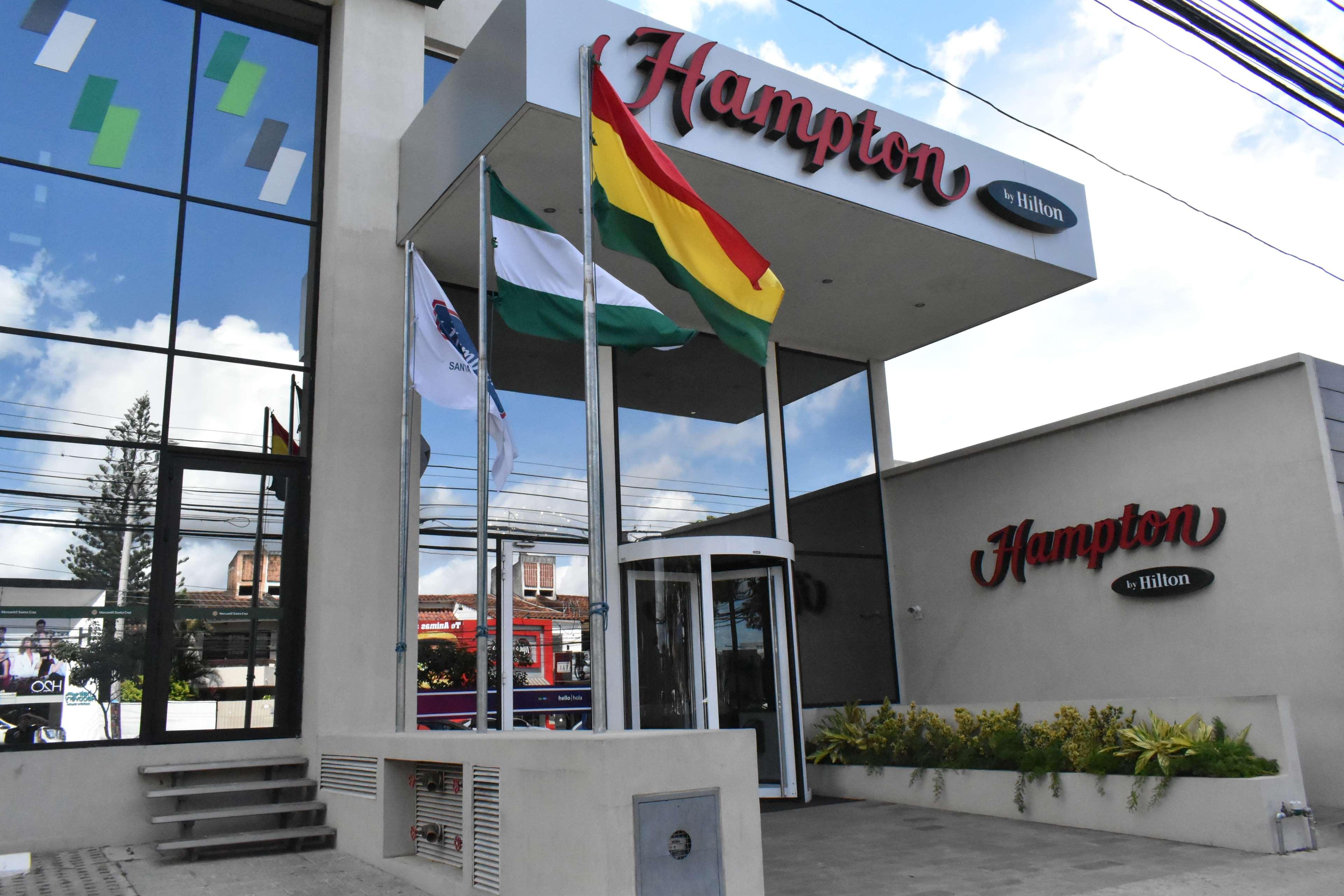 Hampton by Hilton Santa Cruz/Equipetrol, Bolivia