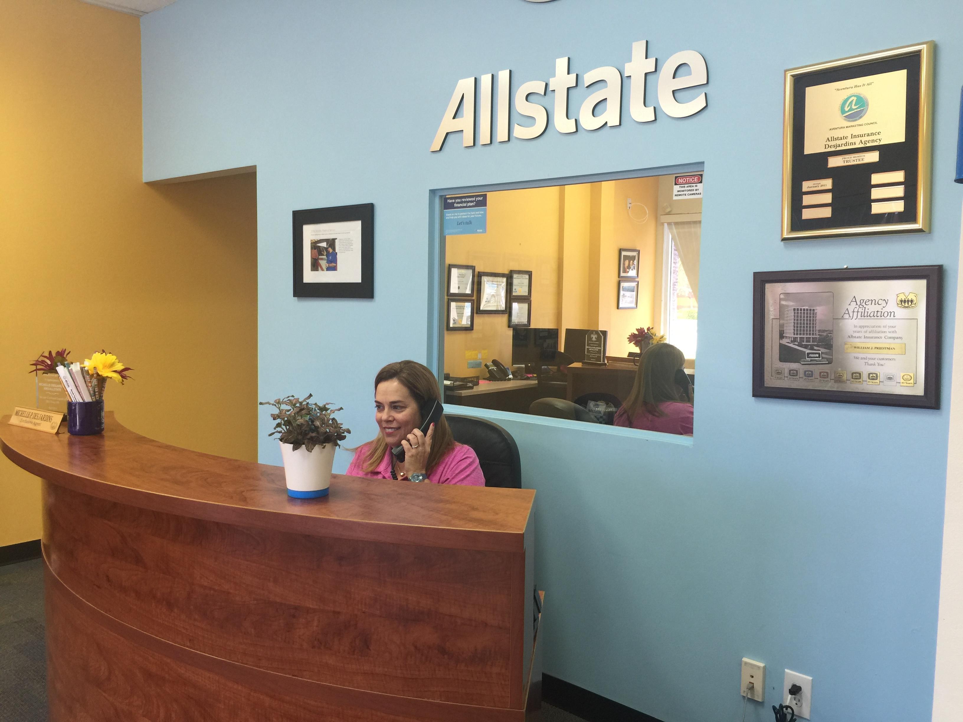 Michelle Priestman Desjardins: Allstate Insurance image 54