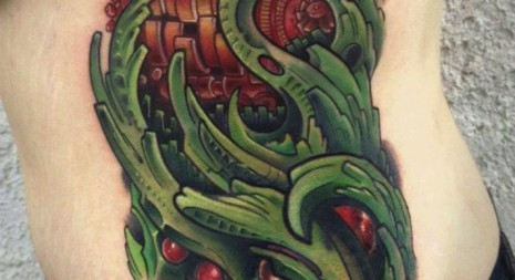 Mind's Eye Tattoo 2 image 8