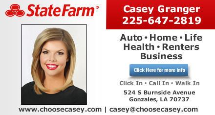 Casey Granger - State Farm Insurance Agent image 0