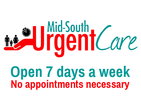 Mid-South Urgent Care - Cordova, TN 38018 - (901)341-5784 | ShowMeLocal.com