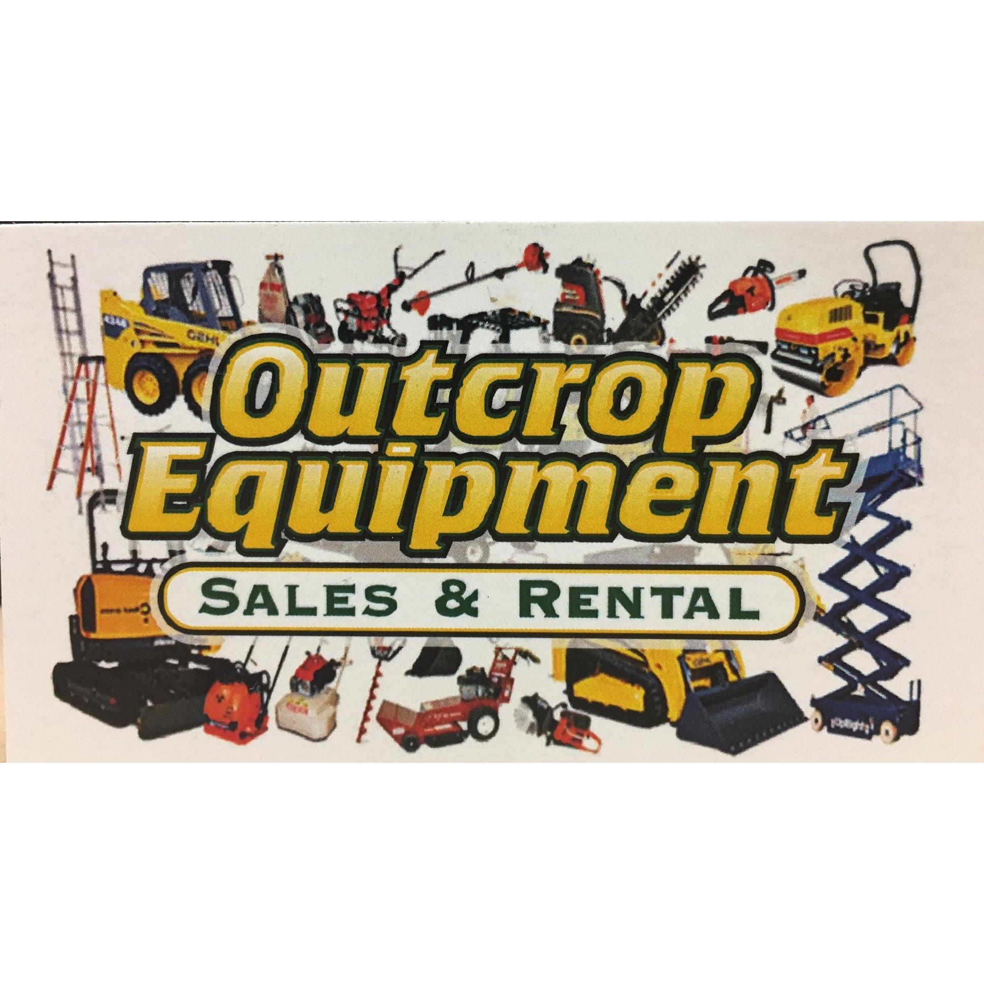 outcrop equipment sales & rental co.
