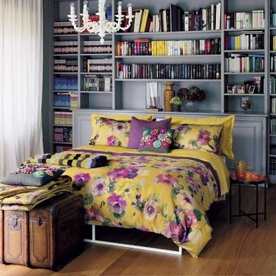 Colore e fantasia biancheria per la casa - Colore per la casa ...