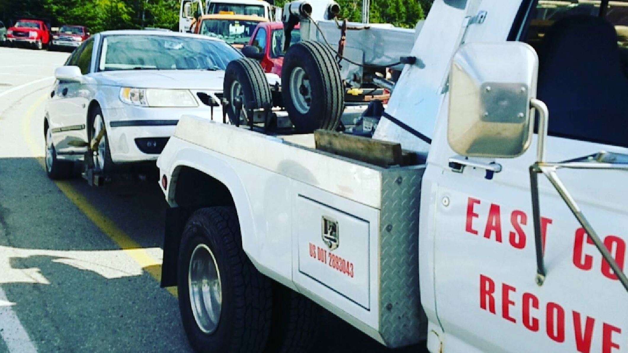 East Coast Recovery & Towing image 0