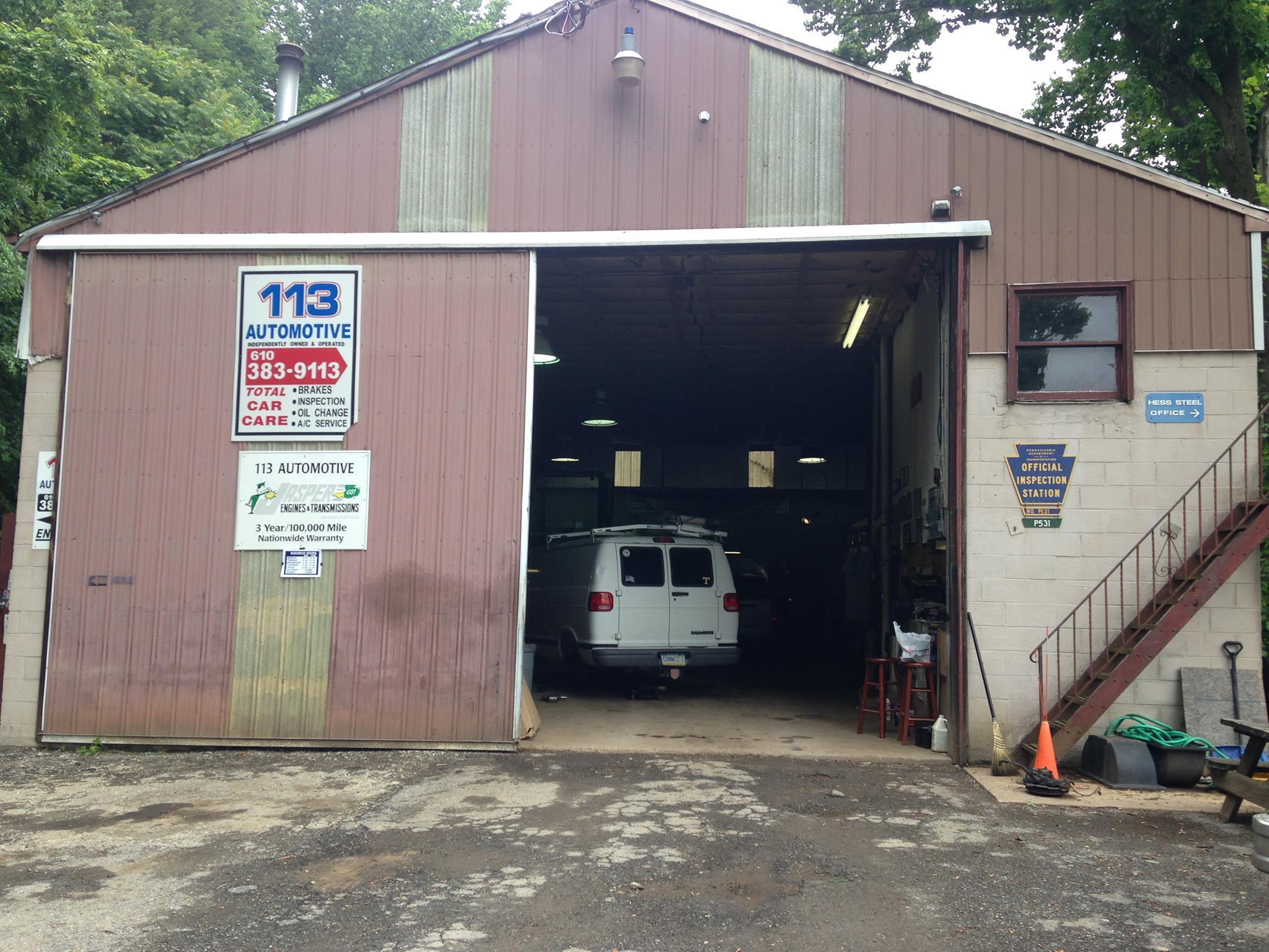 113 Automotive LLC image 0