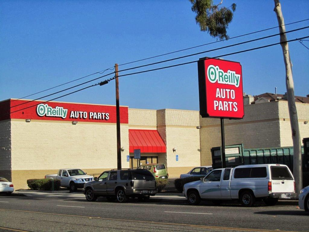 O Reilly Auto Parts In Glendale Ca Whitepages