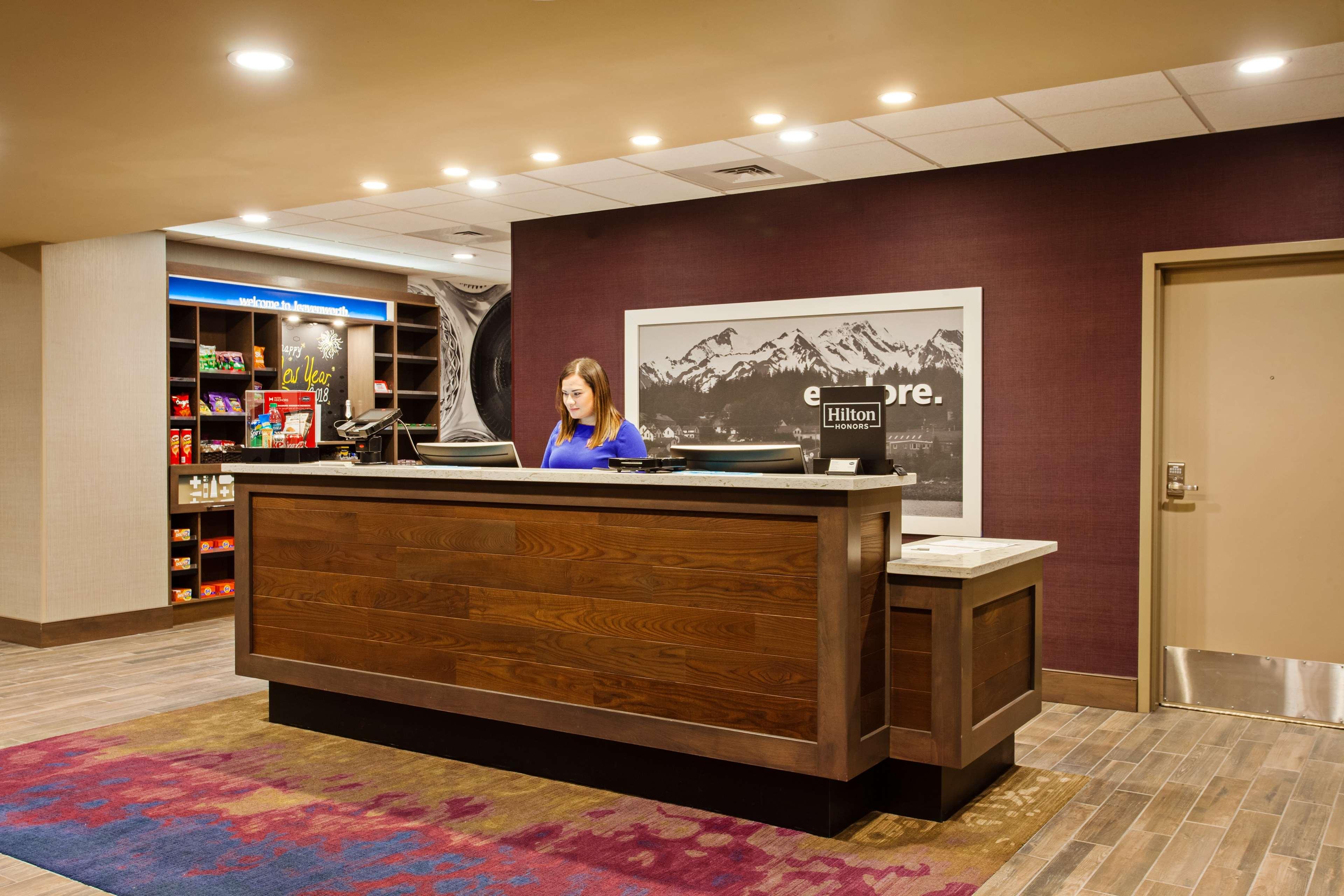Hampton Inn & Suites Leavenworth image 6
