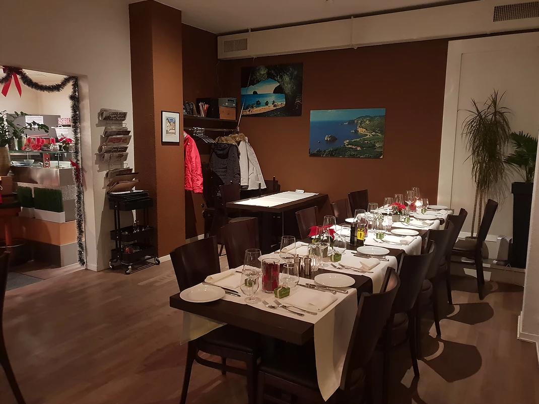 Restaurante & Pizzeria Degli Amici