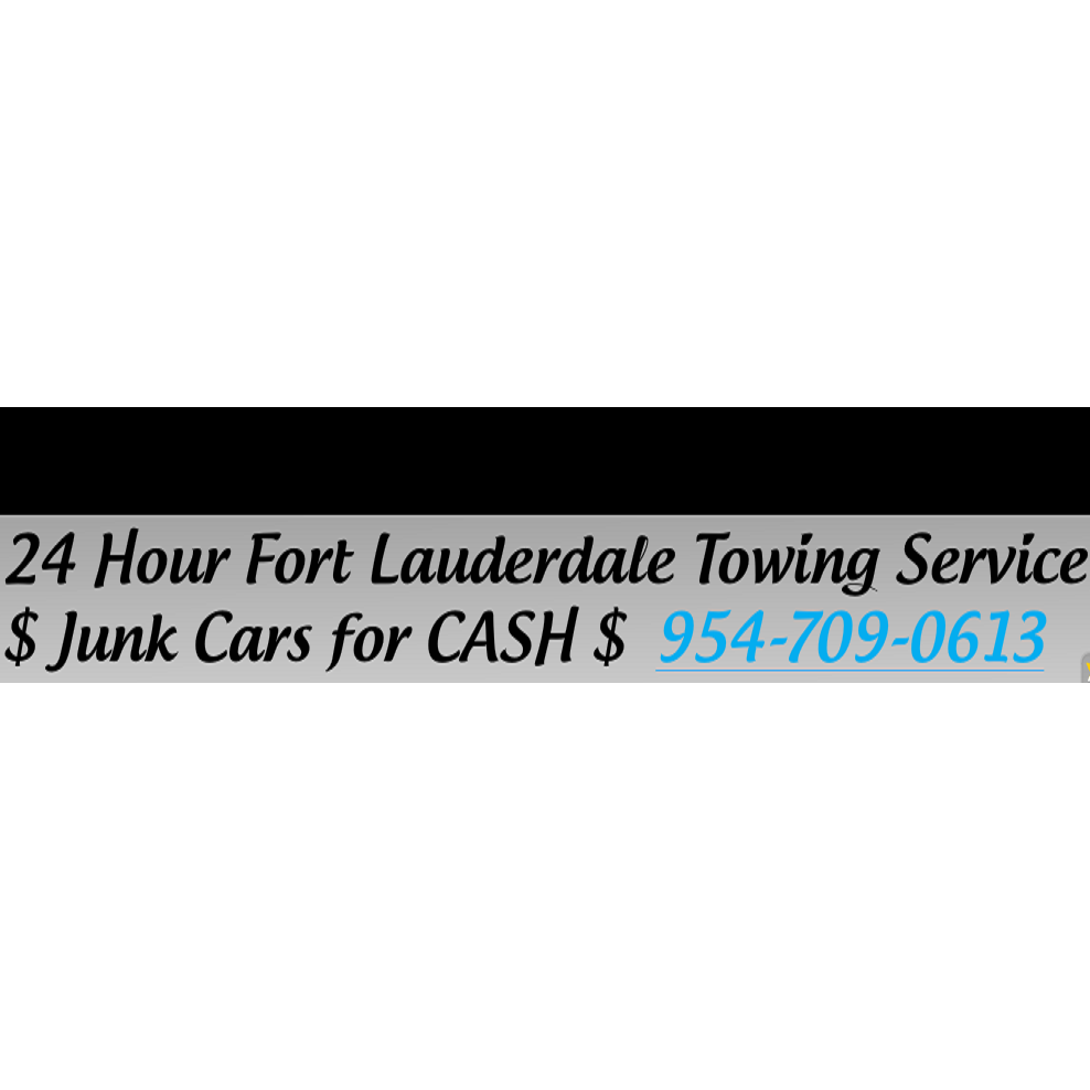 Towing Company That Buy Cars In Fort Lauderdale