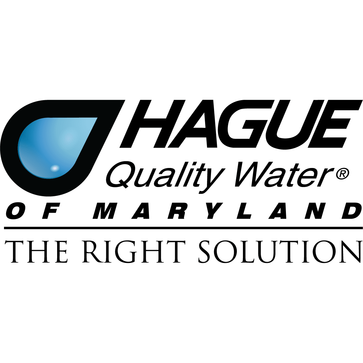 Hague  Quality Water of MD