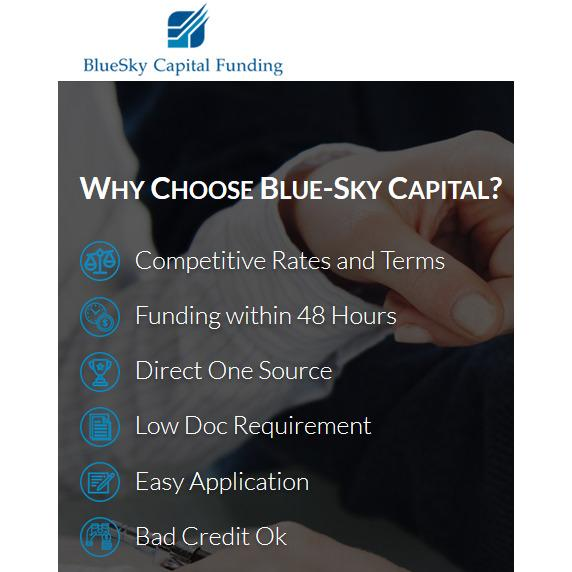 Sky Bad Credit Loans image 1