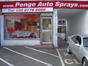 Penge Auto Sprays