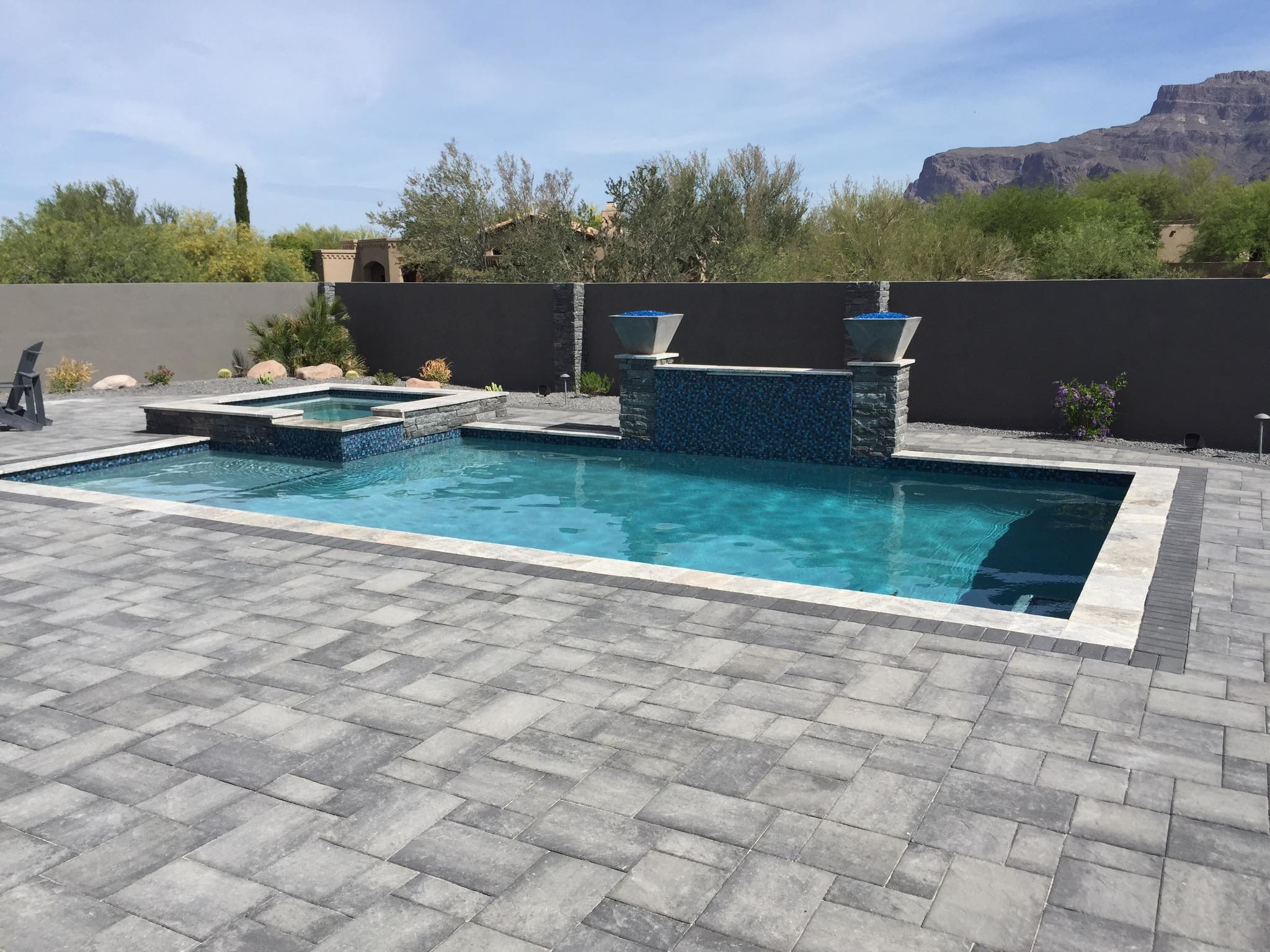 Swimming pools construction dealers designers in mesa for Swimming pool dealers