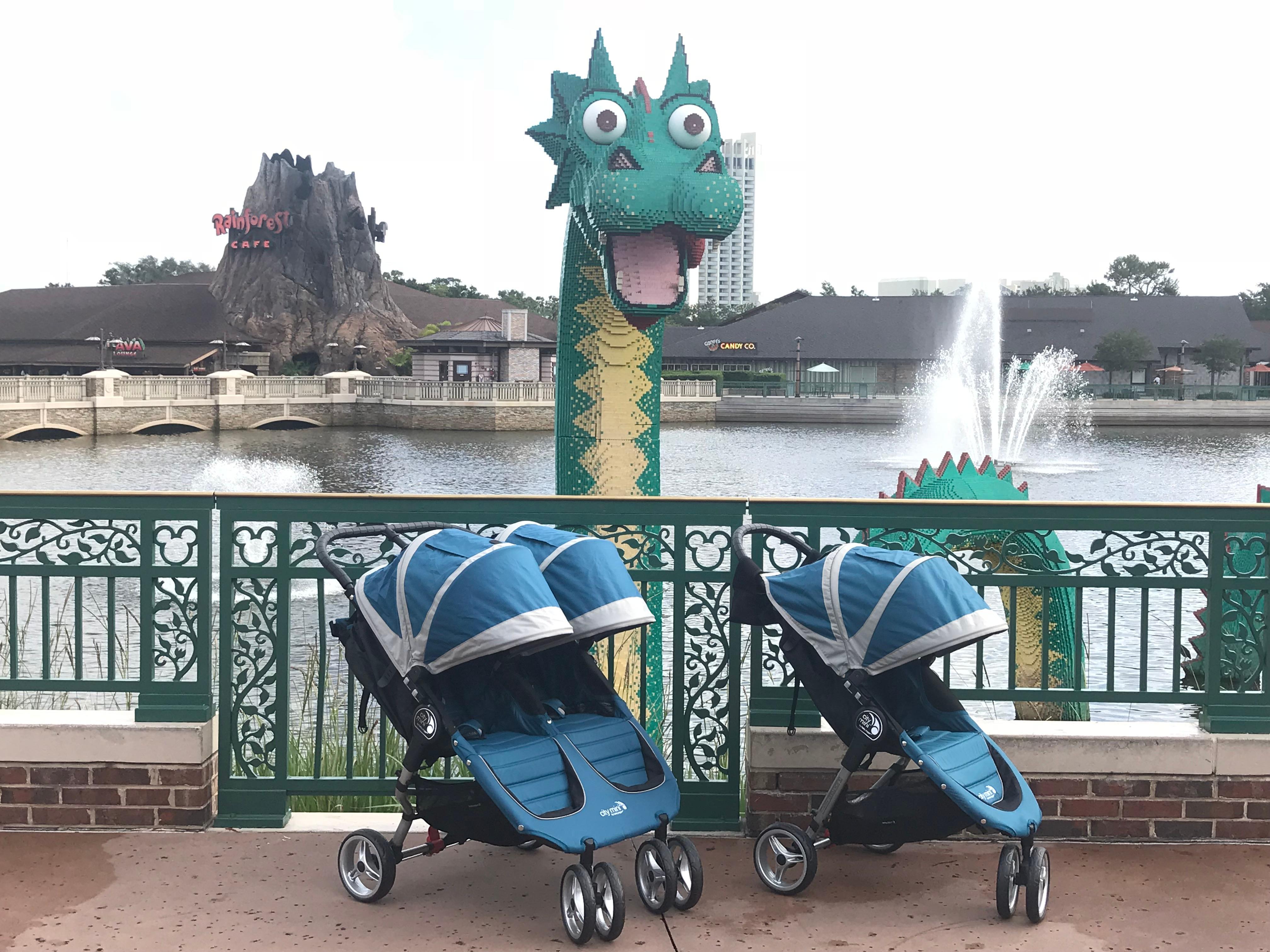 Stroller Rentals Disney image 74