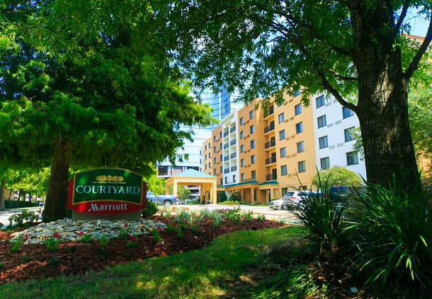 Courtyard by Marriott New Orleans Metairie image 2