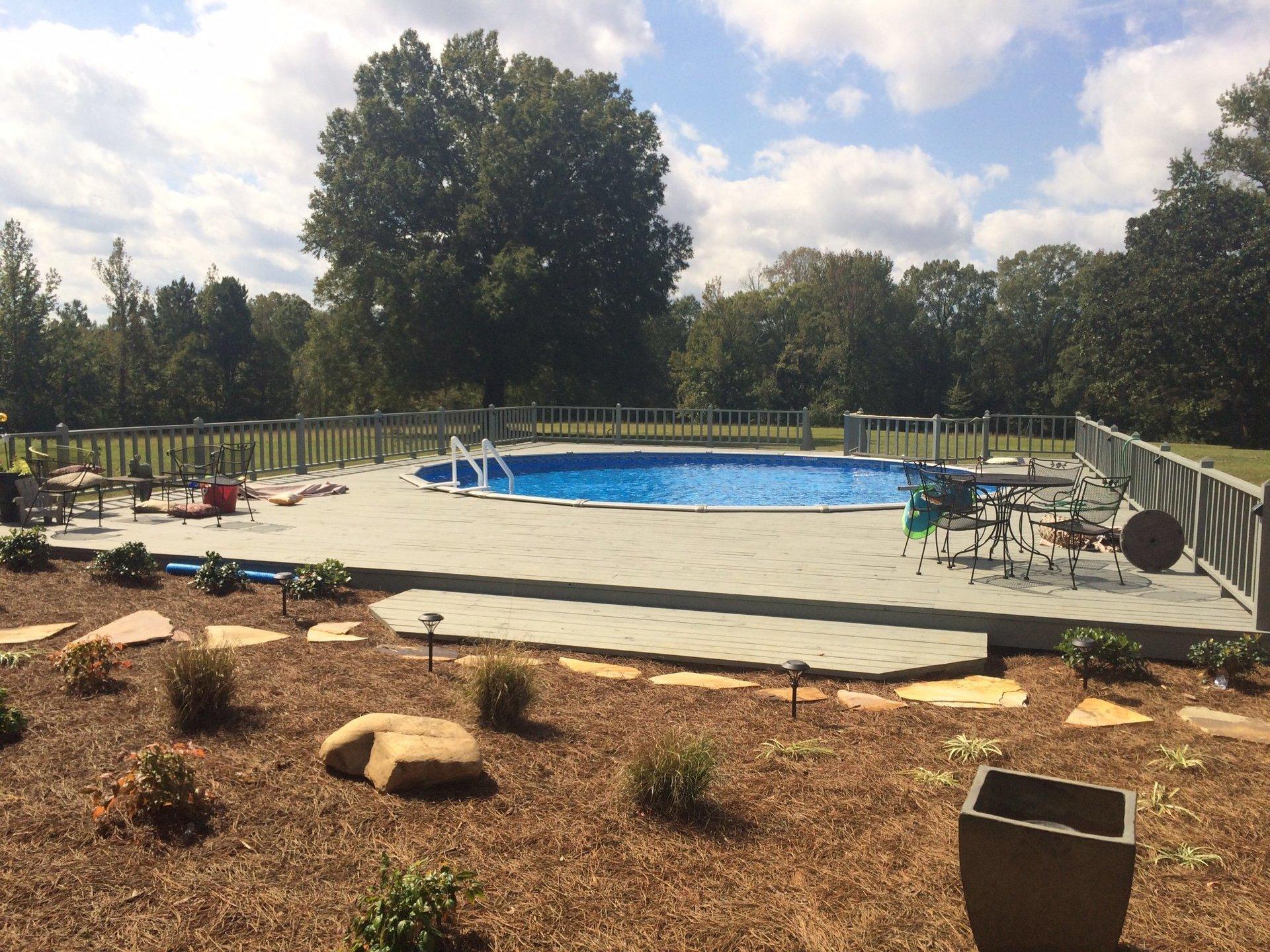 Backyard Pools In Tupelo Ms 662 842 2