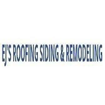 EJ's Roofing Siding & Remodeling