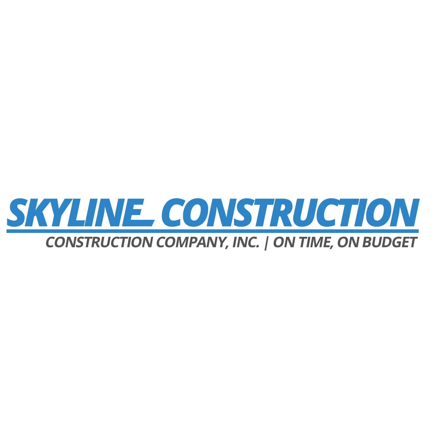 Skyline Construction Company, Inc.