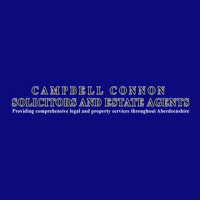 Campbell Connon Solicitors And Estate Agents