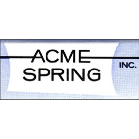 Acme Spring Inc:
