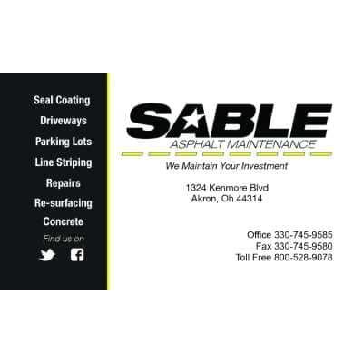 Sable Asphalt & Concrete image 0