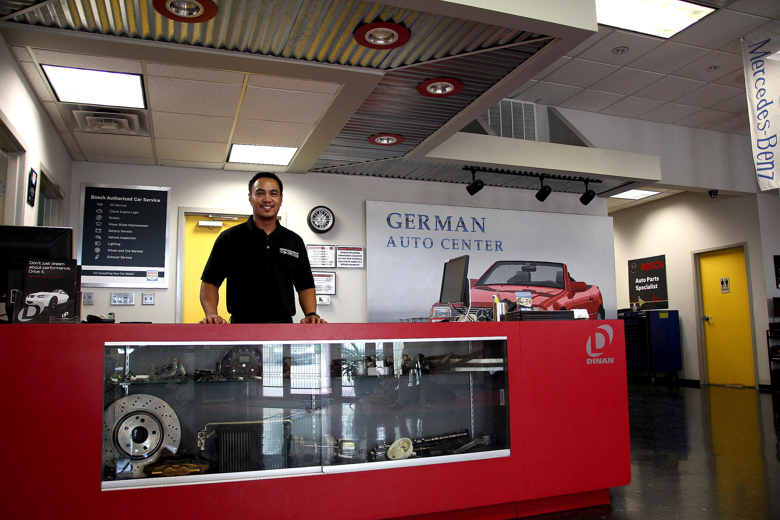 German Auto Center image 0