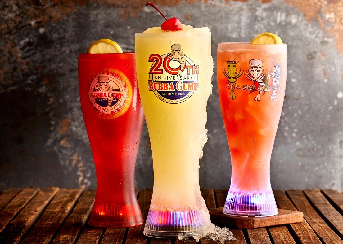 Try our NEW Fall Frenzy Menu! Featuring our newest Projector Light Up Glass!