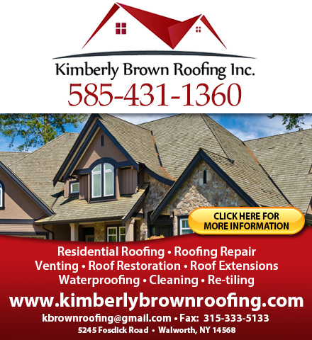 Kimberly Brown Roofing, Inc. image 0