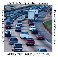 Tsi title registration services in chandler az 85286 for Motor vehicle division chandler az