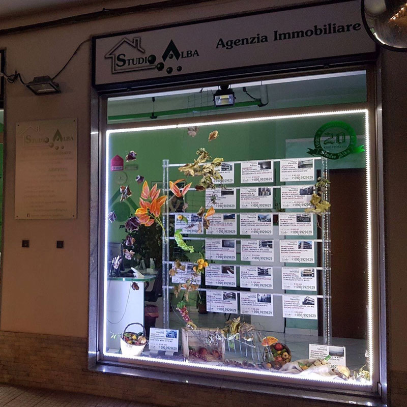 Studio alba immobiliari agenzie spadafora italia tel 0909929 - Agenzie immobiliari barcellona ...