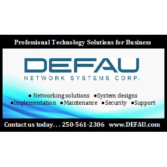 DEFAU Network Systems Corp in Prince George