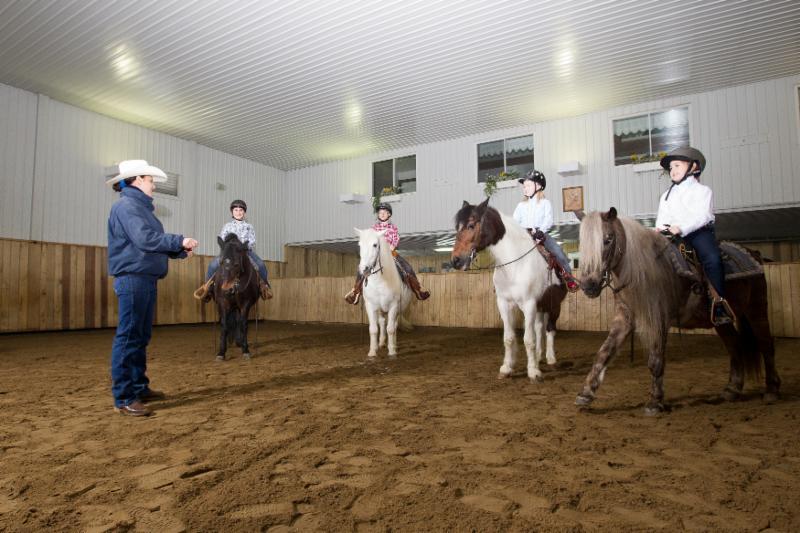 École d'Équitation 1101 à La Présentation