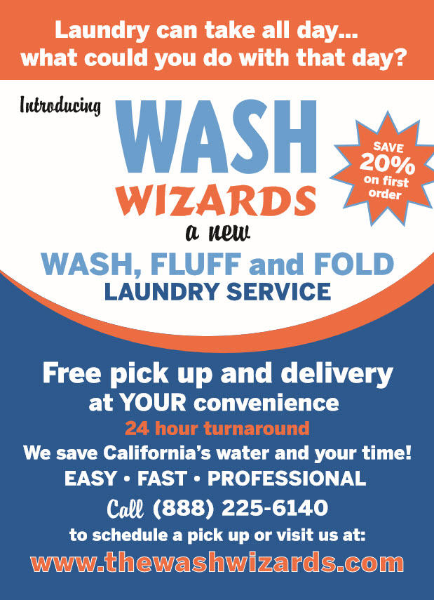 Wash Wizards Laundry Pickup & Delivery Service - Oxnard image 16