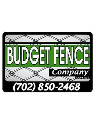 Budget Fence