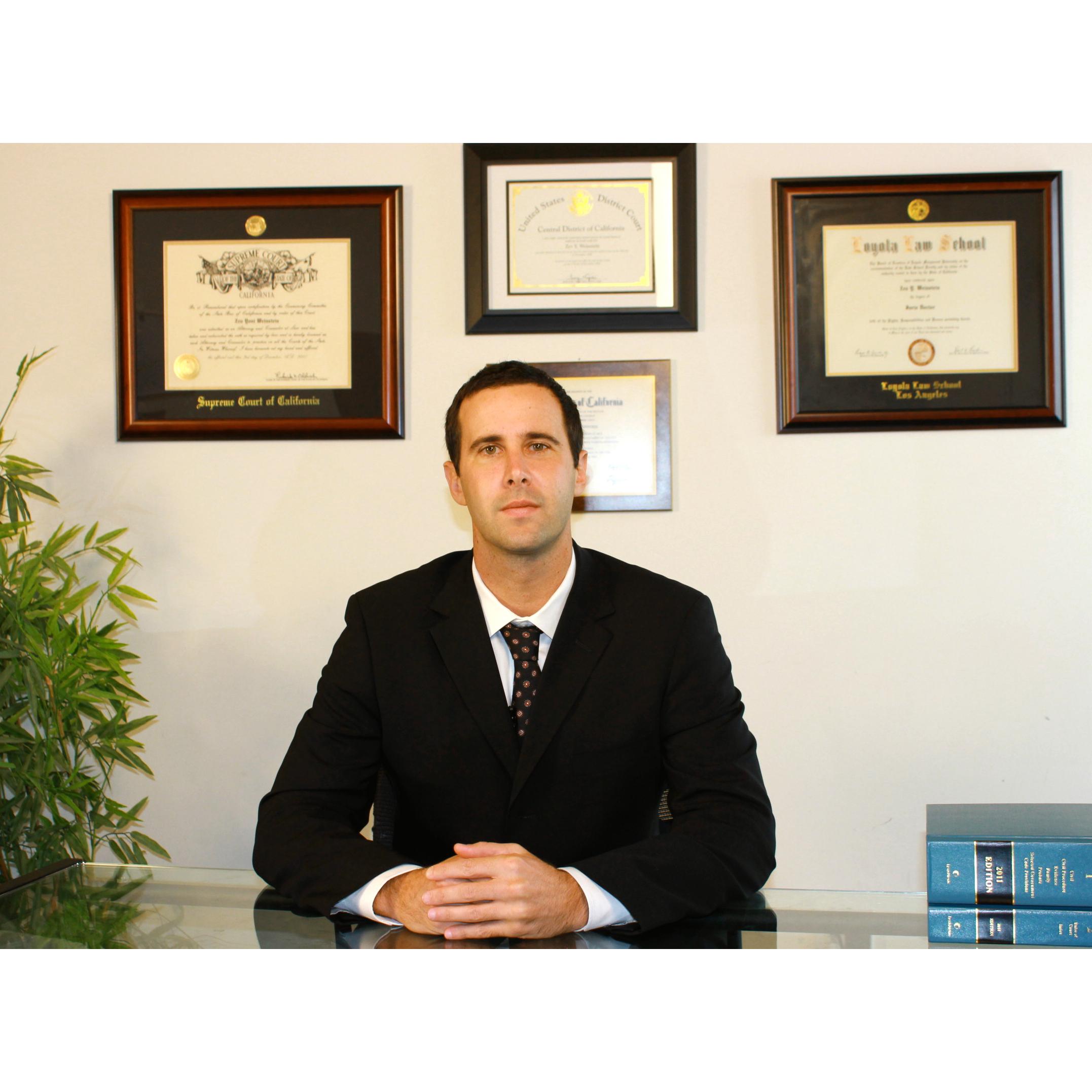 Law Offices of Zev Weinstein