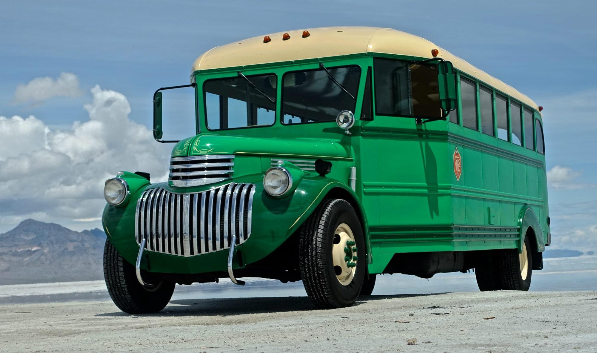 The Vintage Tour Bus Co. image 3