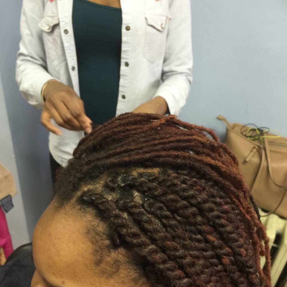 Aisha Hair Braiding image 31