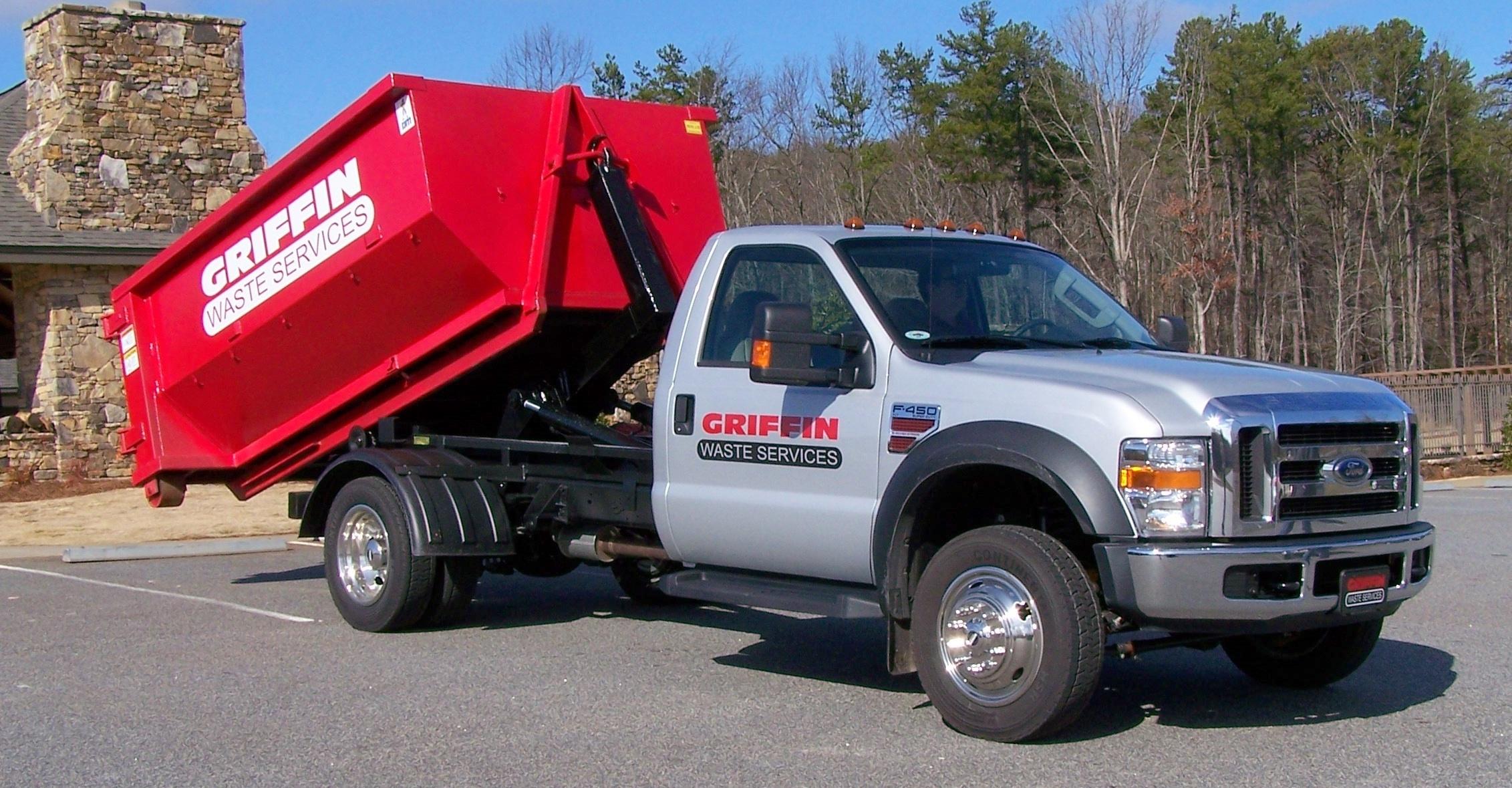 Nashville Dumpster Rentals - Griffin Waste Middle TN image 1