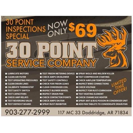 30 Point Service Company