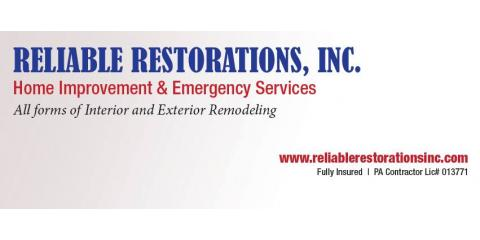 Reliable Restorations Inc.