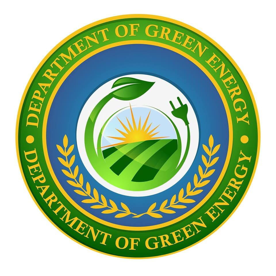 Department of Green Energy Inc. image 0