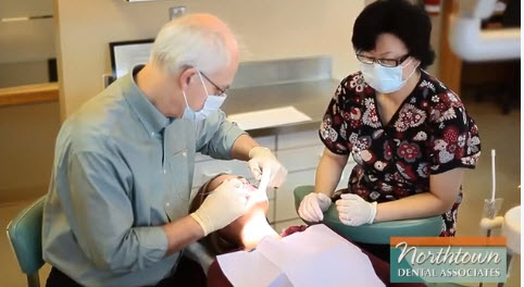 how to find a family dentist in edmonton