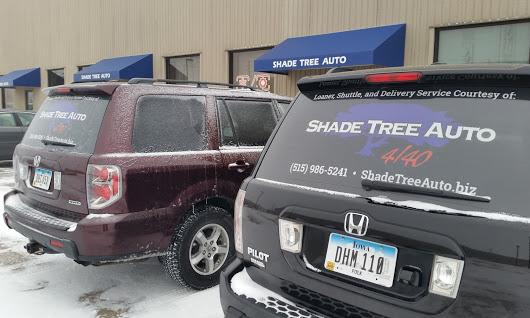 Shade Tree Auto image 0